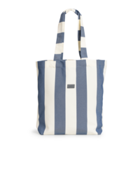 Block Stripe Bag Marine