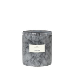 Frable Scented Marble Candle Sharkskin