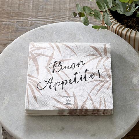 Paper Napkin Bamboo Leaf