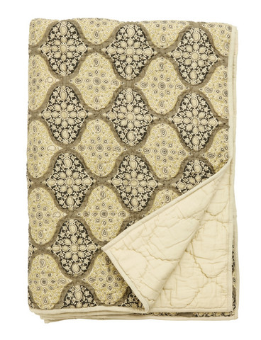 Quilt Dusty green 140x210