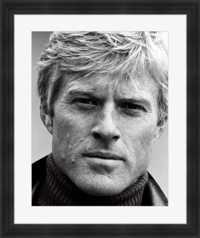 Wall art Robert Redford 50x60