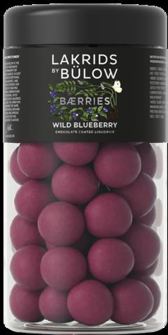 BÆRRIES  Wild Blueberry Regular 295g