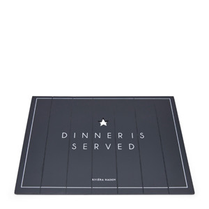 Dinner Is Served Placemat