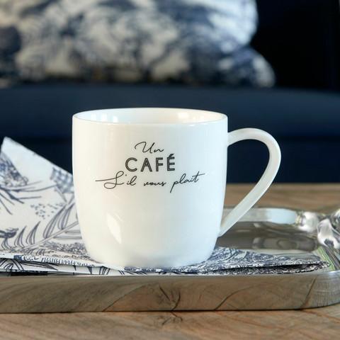 S'il Vous Plaît Café Mug