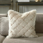 Diamond Fur Pillow Cover 50x50