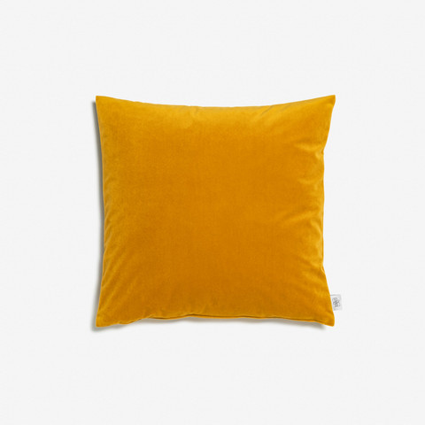 Helen cushion 45x45 Yellow