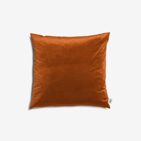 Helen cushion 45x45 Cognac