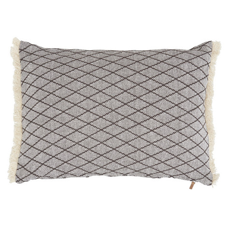 Soft Diamond Cushion cover 40x60 Grey