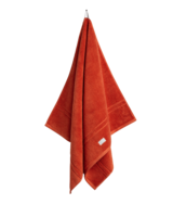 Organic Cotton Premium Towel Burnt ochre