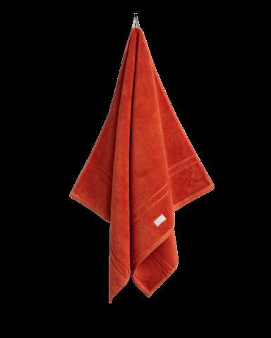 Organic Cotton Premium Towel Burnt ochre