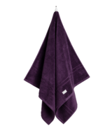 Organic Cotton Premium Towel Blackberry purple