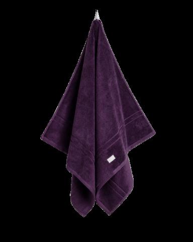 Organic Cotton Premium Towel Blackberry purple