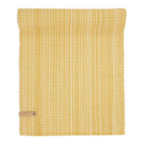 Cosiness Table runner 40x140 Yellow