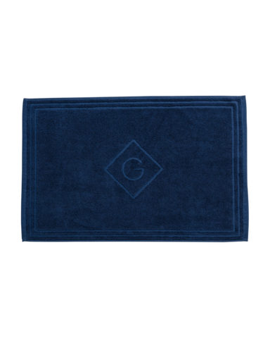 Organic G Shower mat Yankee blue