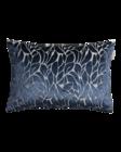 Velvet Leaf Cushion 40x60 Marine