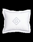 Sateen G Pillowcase 50x60 Indigo blue