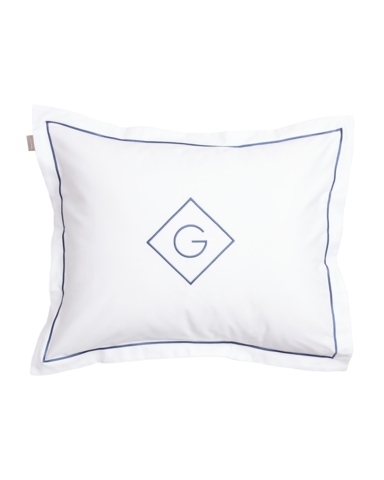 Sateen G Pillowcase 50x60 Indigo blue