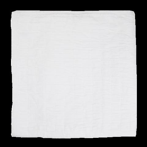 Aava Päiväpeite 260x260 Valkoinen