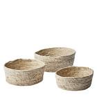 COLLECT Basket Set of 3