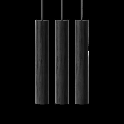 Chimes Cluster 3 Black