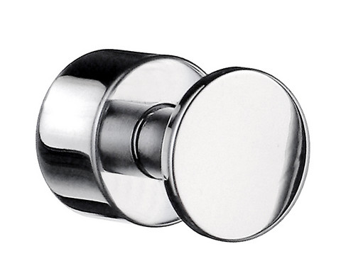 House Towel knob set 19mm Chrome