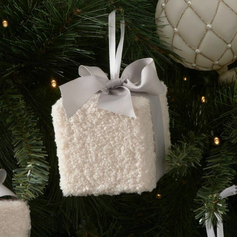 Cosy Christmas Present Ornament S