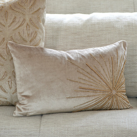 Sparkle Star Pillow cover 50x30
