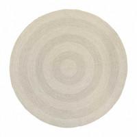 Dixie Ella juuttimatto 150 cm white/natural