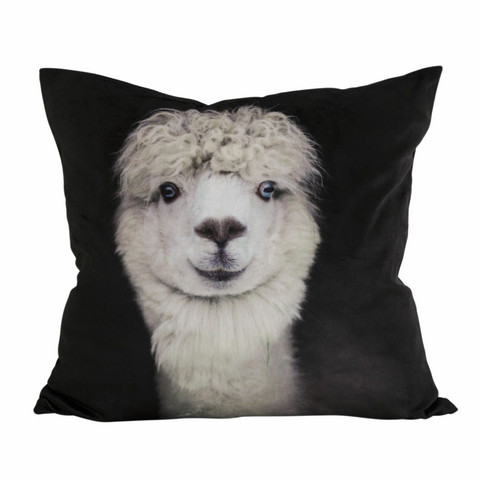 Svanefors Ilama cushion cover 45x 45 cm