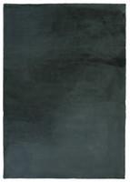 Svanefors gray fluff carpet 160 x 230 cm