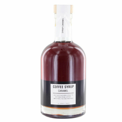 The Spice Tree Syrup 250ml Caramel