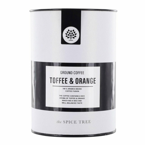 The Spice Tree Coffee 150g Orange & caramel
