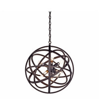 Nest Ceiling Lamp Black 50 cm