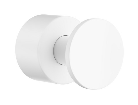House Towel knob set 19mm White