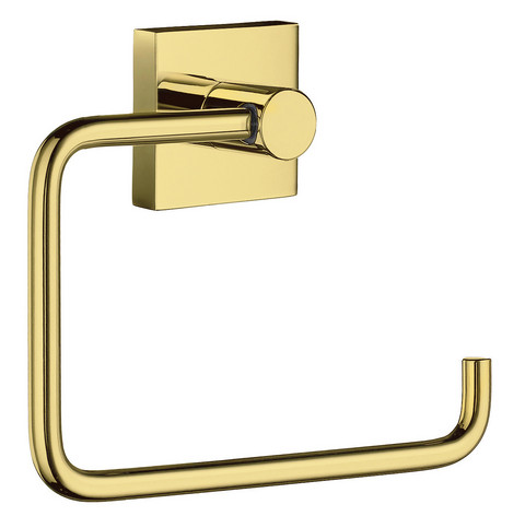 House Toilet paper roll holder Brass