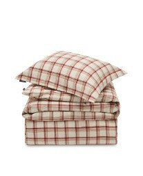 Checked Cotton Flannel set