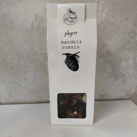 The Spice Tree mandel & russin 100g