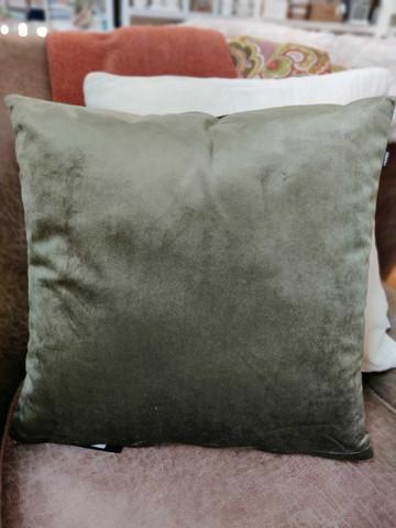 Roma Cushion cover green 45x45 cm