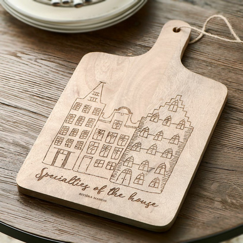Canal House Chopping Board