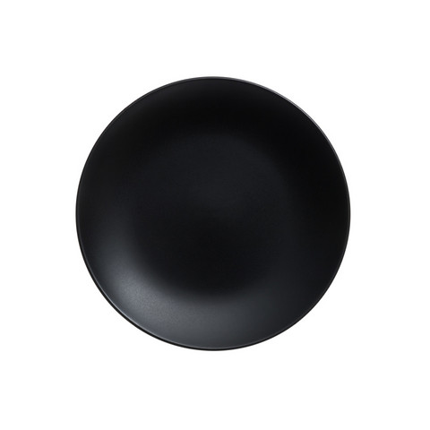 Maku keraaminen lautanen musta 21 cm