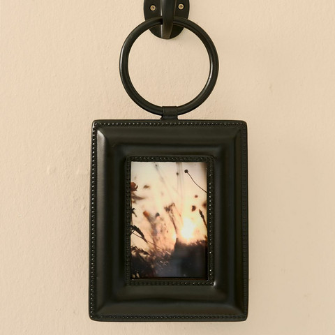 Cordoba Photo Frame Black 10x15 cm