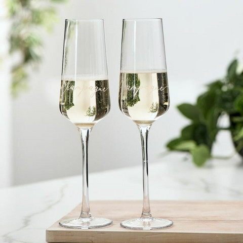 RM Champagne Glass 2 pcs