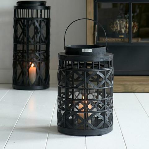 New Hampshire Lantern S black