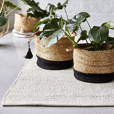 Wool carpet Merino 170 x 230 cm