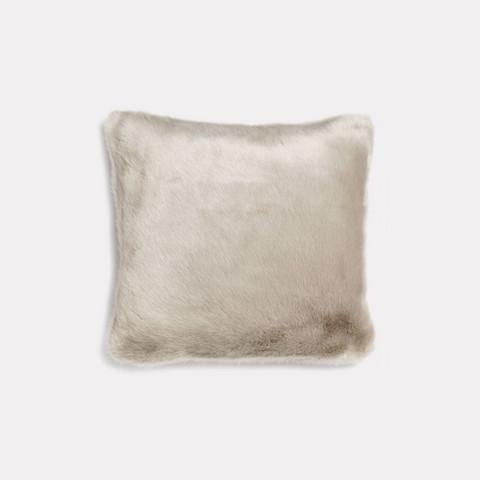 Alex Cushion beige 45x45