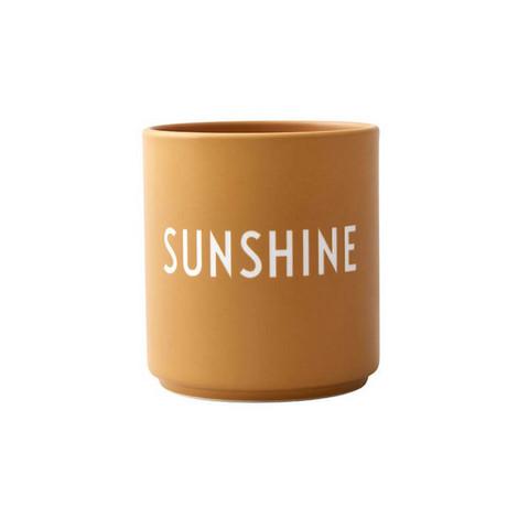 Favourite cup Sunshine
