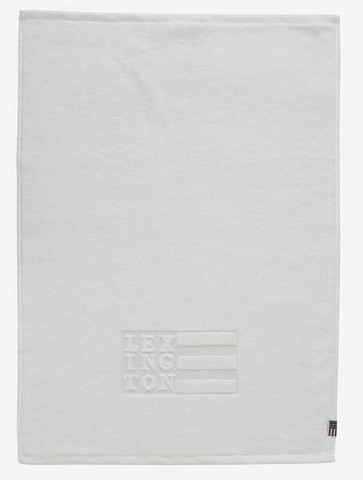 Lexington Monogram Towel  White 50 x 70 cm