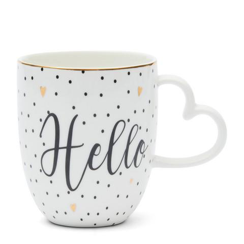 Say Hello Mug