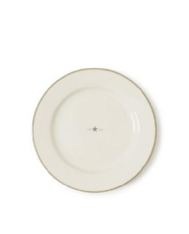 Icons Dessert Plate 22 cm, Green