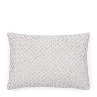 Whimsical Weave Pillow Cover